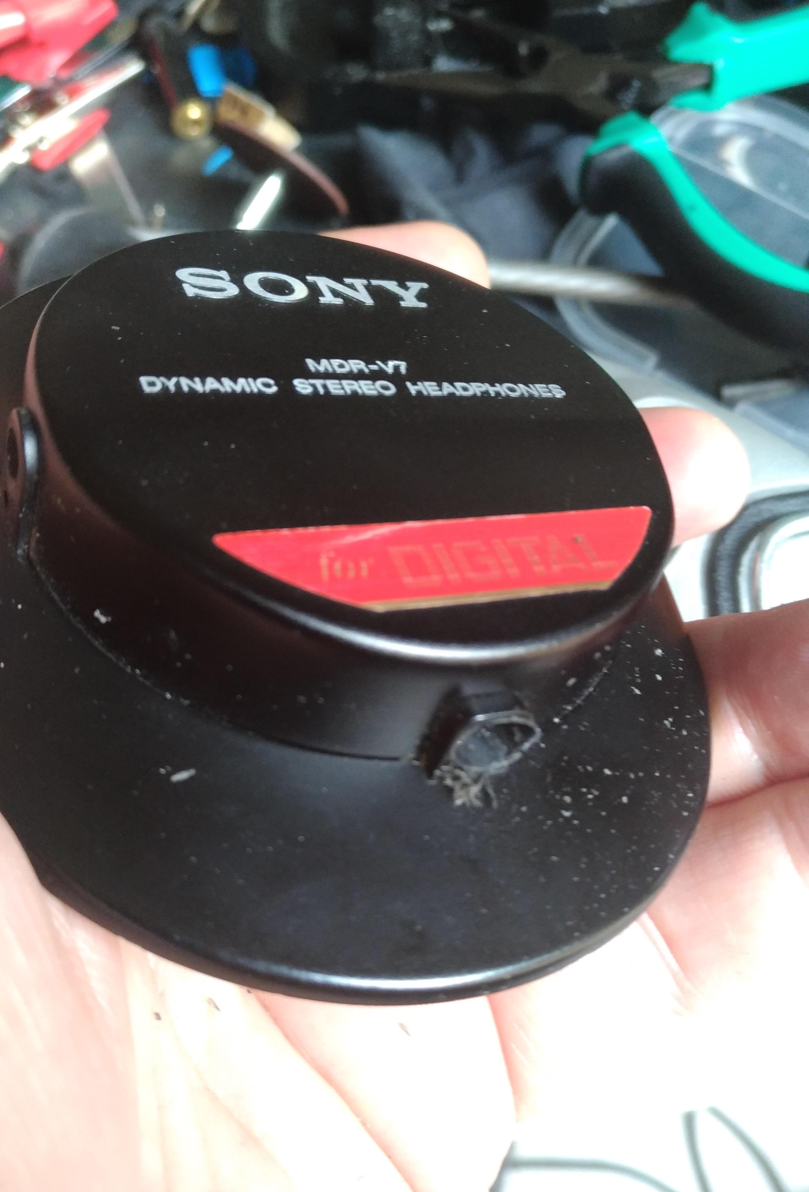 Sony MDR v7