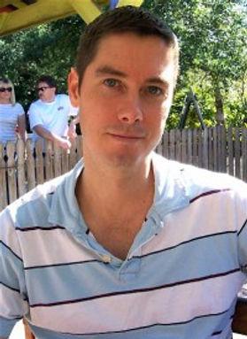 Keith Hartman at the zoo