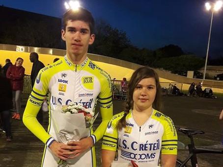 2 Béliers s'illustrent à Saint-Denis !