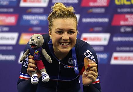 Mathilde Gros s'offre le Bronze !