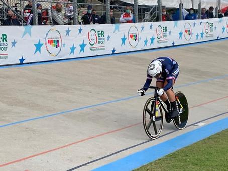 Mathilde Gros retrouve la compétition