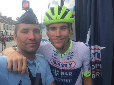 3 Béliers sur les routes du Tour de France