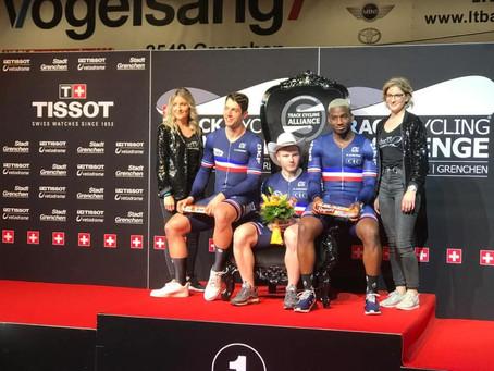 Sébastien Viger à l'heure Suisse !