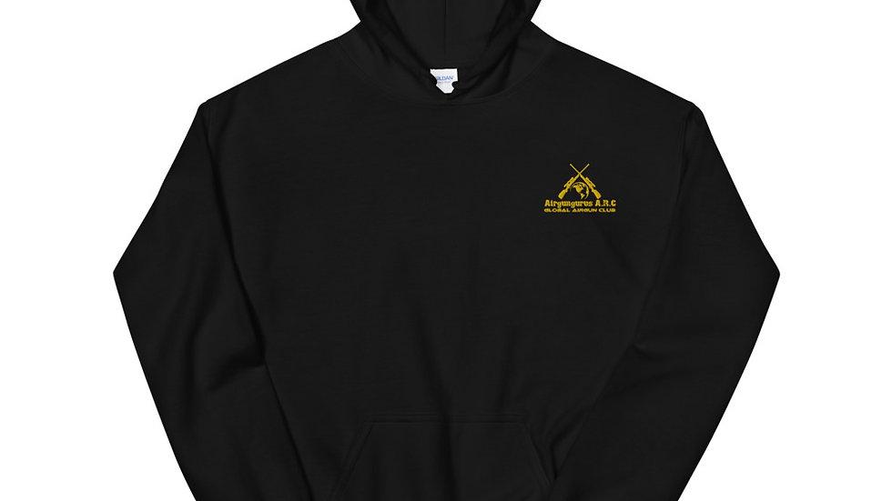 AFF Global airgun club embroidered Unisex Hoodie