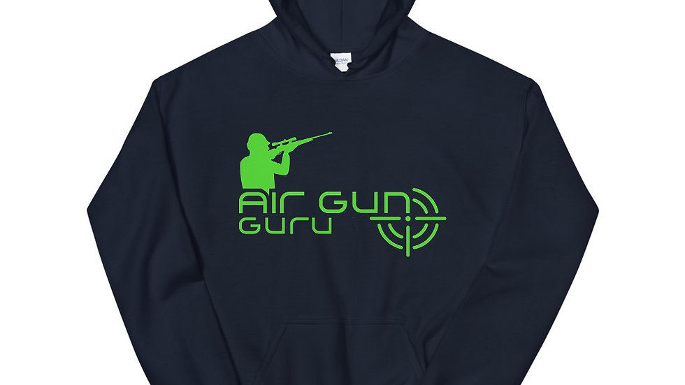AGG Unisex Hoodie with Colour choices