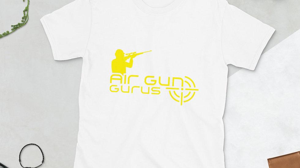 AGG Yellow Short-Sleeve Unisex T-Shirt