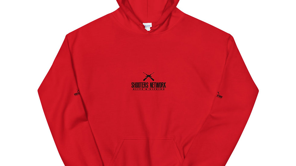 SN Unisex Hoodie color choices