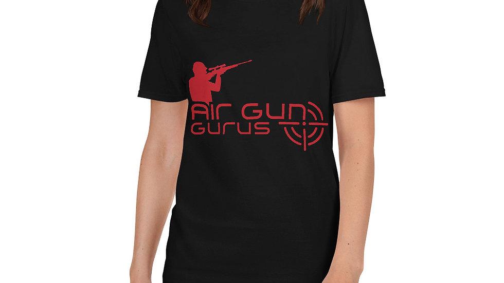 AGG RED Short-Sleeve Unisex T-Shirt