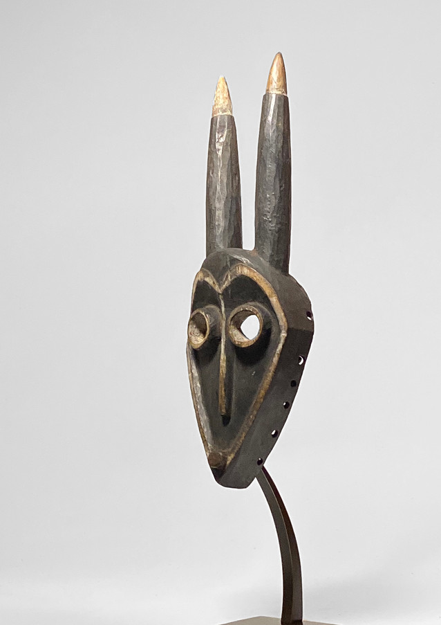 Pende mask with bezier