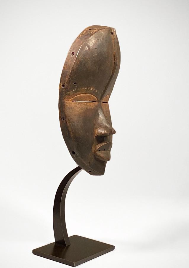 Custom mount for Dan mask