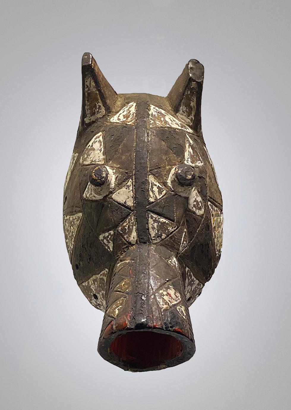 Mossi mask