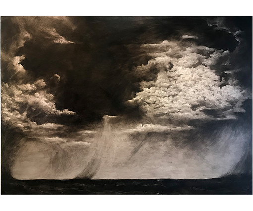 Marc Barker oil on canvas 60 x 86 inches $6,500