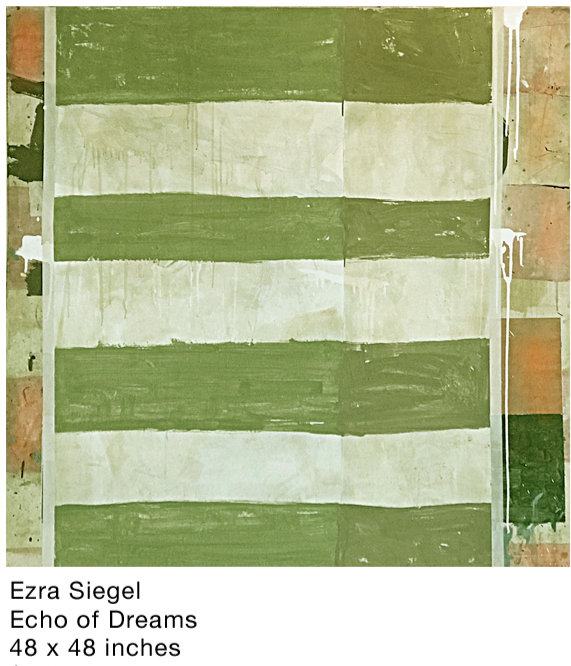 Ezra Siegel      Echo of Dreams    48 x