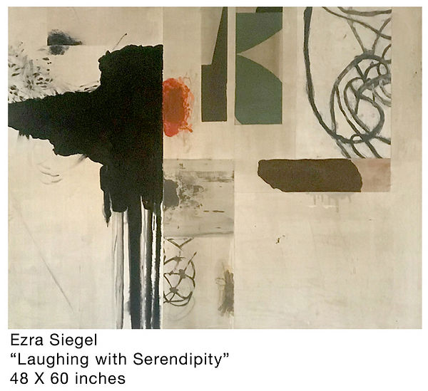 Ezra Siegel    Laughing with Serendipity