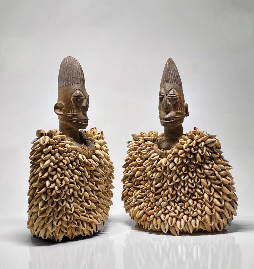 Ibeji Pair Yoruba