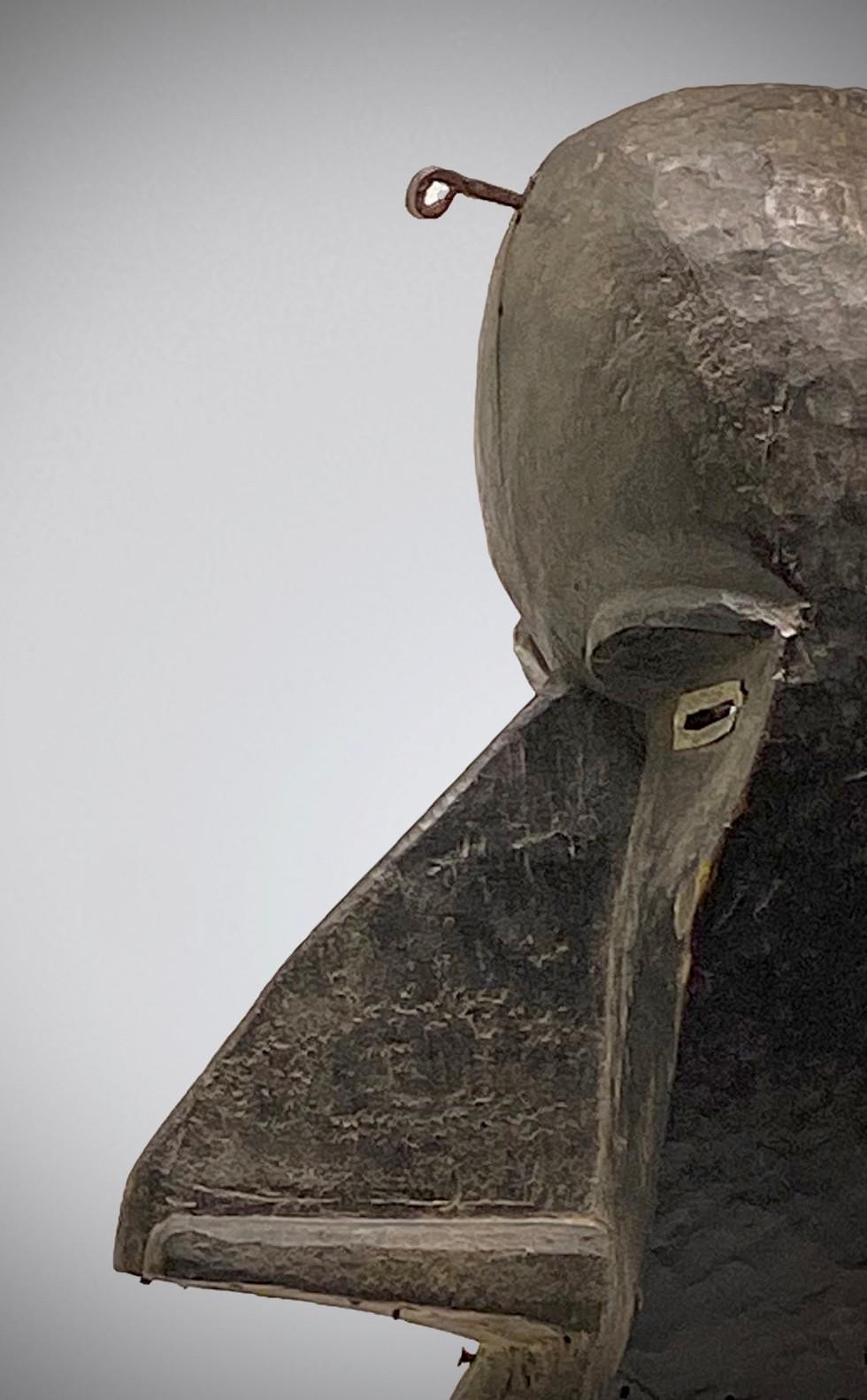 Dan Bird mask   Ge Gon