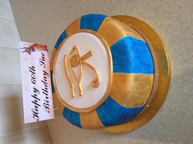 Egyptian Style Cake