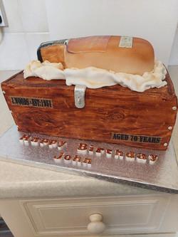 Woodford Reserve Cake