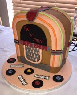 Jukebox Cake 3