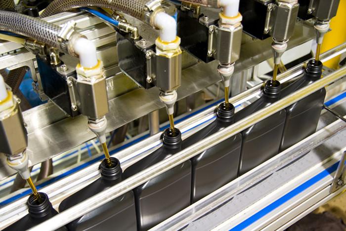 Lubricant Fill Line - SA Performance