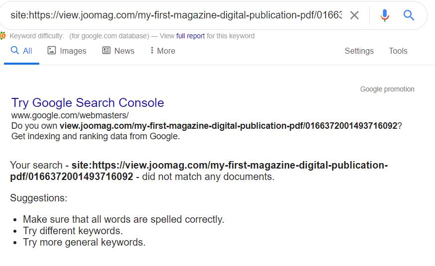 Search Engine Optimization