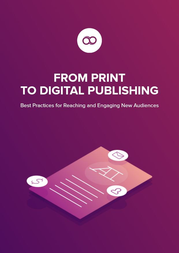 print to digital publishing