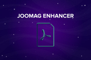 NEW PRODUCT LAUNCH: Introducing the Joomag Enhancer!