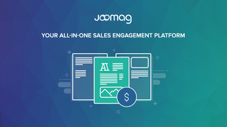Joomag: The New Generation Sales Engagement Platform