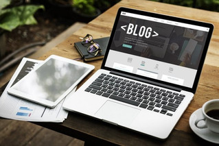 Blogging: Should Publishers Try It, Too?