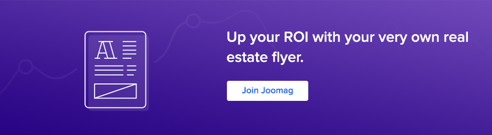 create real estate flyer