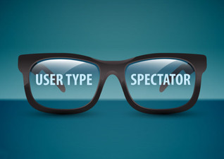 "Introducing the New ""Spectator"" User Type"