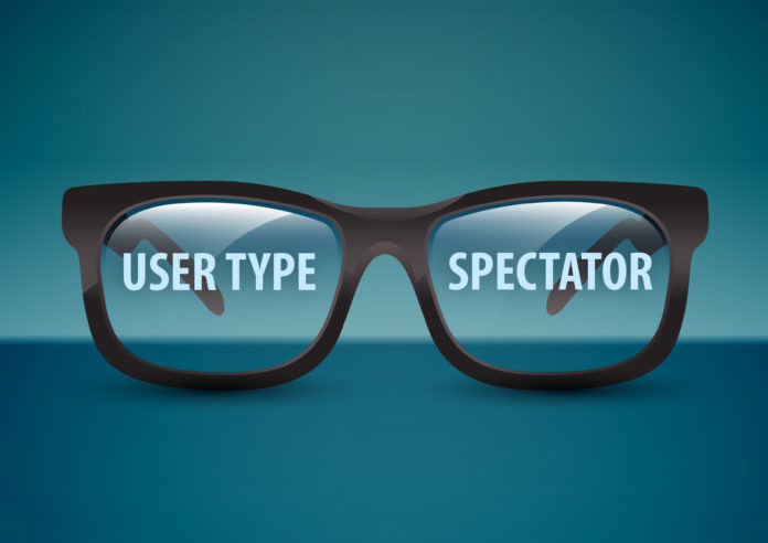 Spectator user type