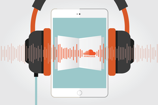 SoundCloud in your magazine
