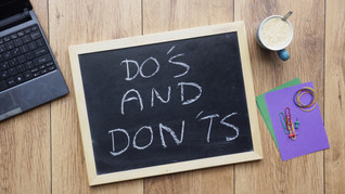 The 5 Do's and Don'ts of Digital Publishing