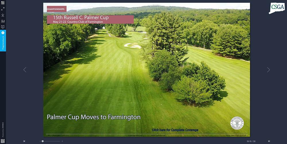 Connecticut State Golf Association