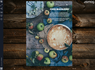 Create your own magazine in just a few minutes!