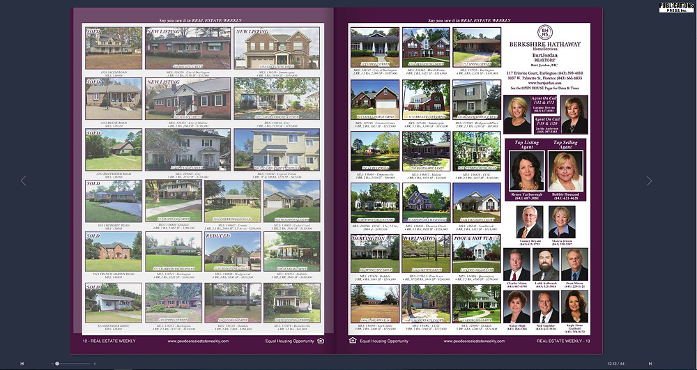 real estate magazine example
