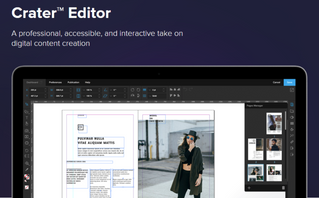 Everything You Need to Know about Joomag's Crater™ Editor, All in One Place