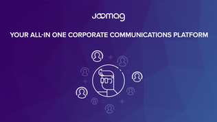 Taking Corporate Communications to the Next Level with Joomag