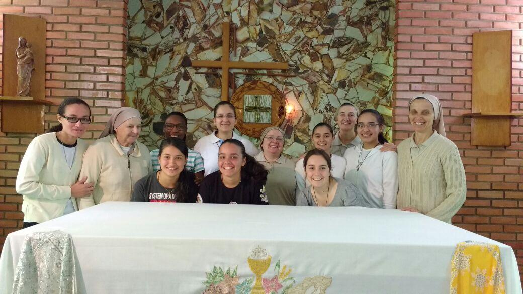 Postulanti Casa Mater Dei