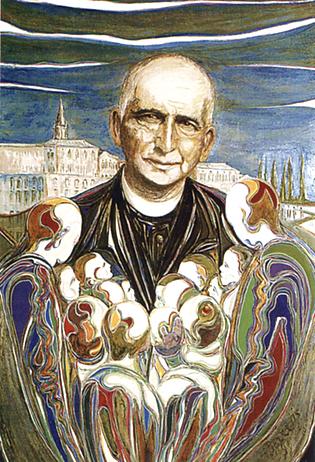 S. Giovanni Calabrian - fondatore
