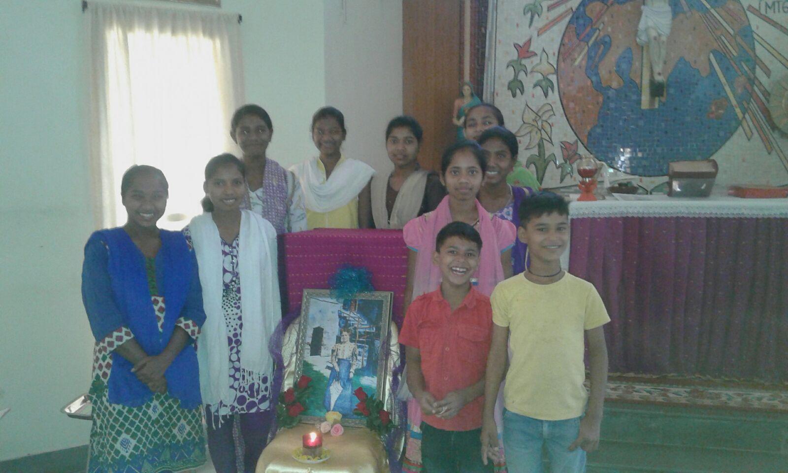 Comunità a Bangalore-India