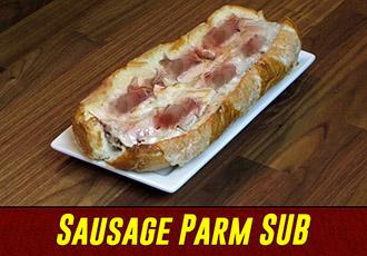 Sausage Parm Sub
