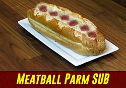 Meatball Parm Sub