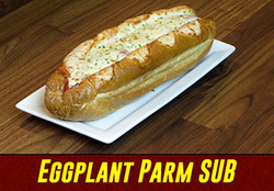 Eggplant Parm Sub