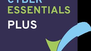 We attain cyber essentials certification
