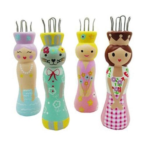 Floss & Rock Knitting Dolls