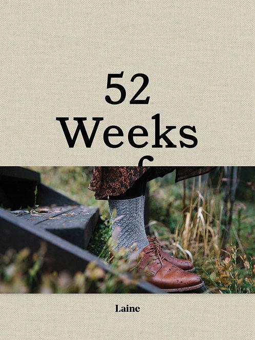 52 Weeks of Socks - Laine