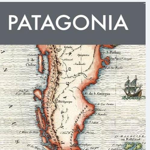 PATAGONIA  -  Tapa blanda