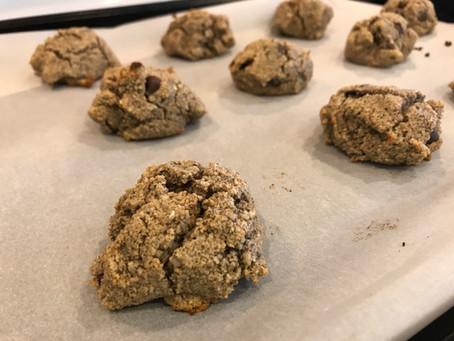 Honey Chocolate Chip Gluten-Free Cookies